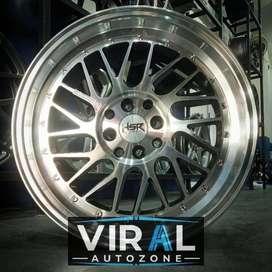 Velg Mobil Vios Jazz Yaris Ring 17x7.5/9 HSR Paddock HArga Termurah