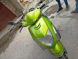 Honda deo scooty