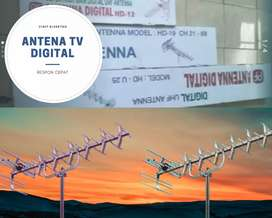 Toko Ahli Pasang Sinyal Antena Tv Lokal Cipocok Jaya