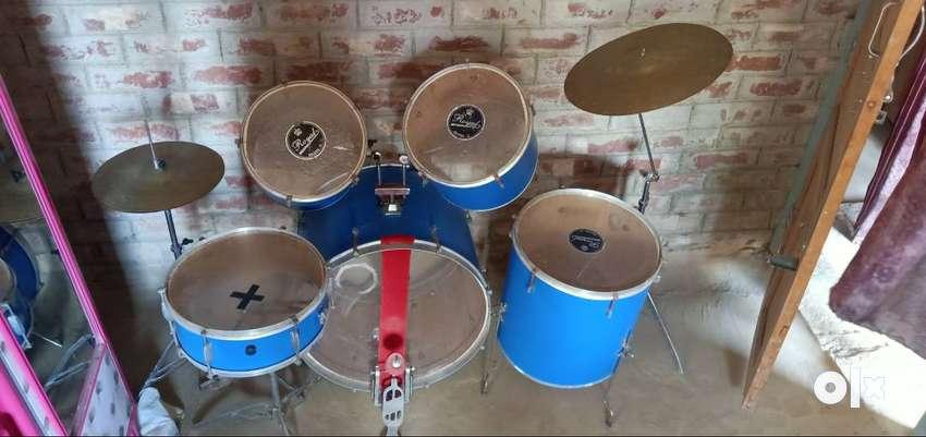 musical  drum set 0