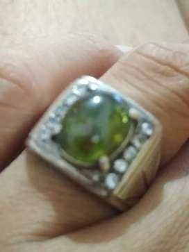 Batu green sapphire
