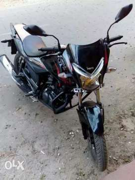 A very good condition my bike