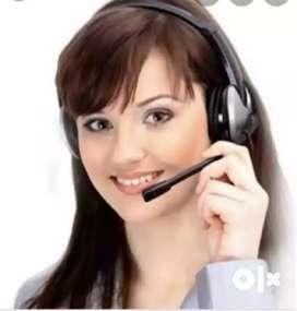Required Female Telicaller