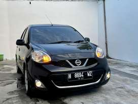 Nissan march 1.5 Matic 2014 istimewa!!!