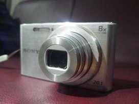 Sony DSC - W830 SILVER
