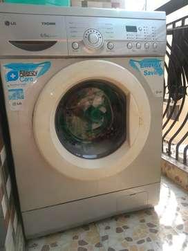 Washing machin frunt loaded