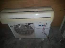Made in USA, imported ac, one ton. Westpoint, original gas, only 37000