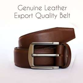 Brand New Genuine Leather Belts at discount Price