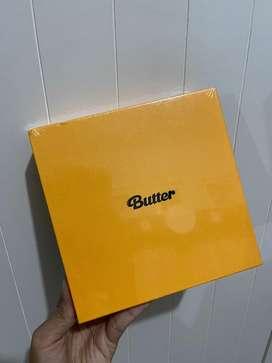 "Album BTS ""Butter"" Sealed"