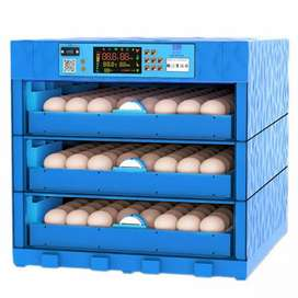 Poultry 192 Egg Incubator - 1 Year Warranty - FREE Cash On Delivery