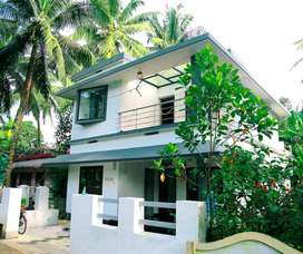 G+1 Villa for Sale Near Siva Temple ,Kambipalam, Kunnamkulam