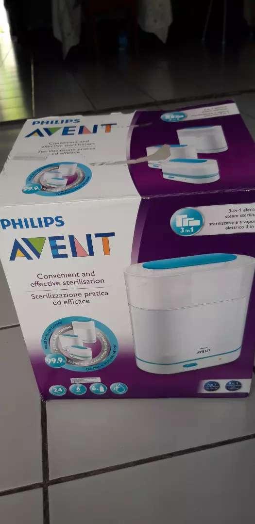 Philips avent 3 in 1 electric steam sterilizer 0