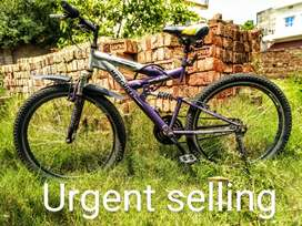 Hercules Modified Fat bike bycycle Urgent sale