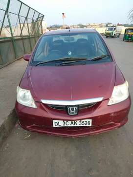 My Honda city sell chilled ac