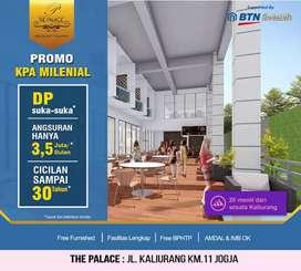 Warga Mataram,Miliki Apartemen The Palace Tanpa DP Tinggal Bayr Angsrn