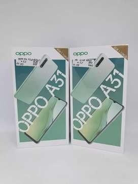 Oppo A31 4/128GB Black NEW - DC COM Medan Fair Lt 4 thp 4 no 243