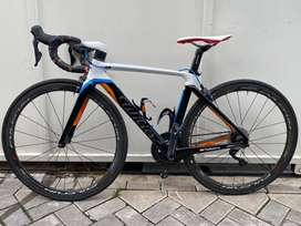Road bike / sepeda balap wllier cento 10 Air