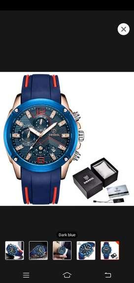 Dijual jam tangan pria keren dan mantap