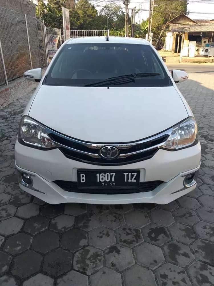 Toyota Etios G Manual 2015 ( cicilan rigan ) good condition siap pakai  Bekasi Kota