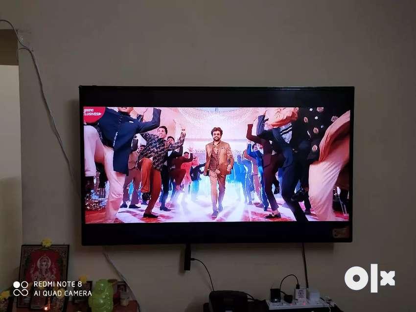 55 inch INTEX Full HD Led Tv 0