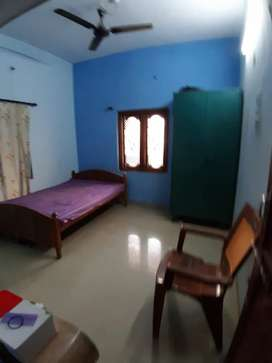 Only single room attach Let bath 1st floor house available for rent