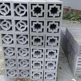 Roster beton matahari