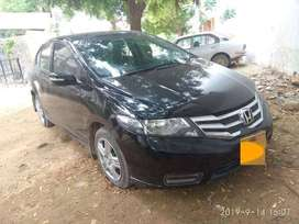 Honda City on easy installment