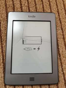 Amazon kindle touch (screen broken)