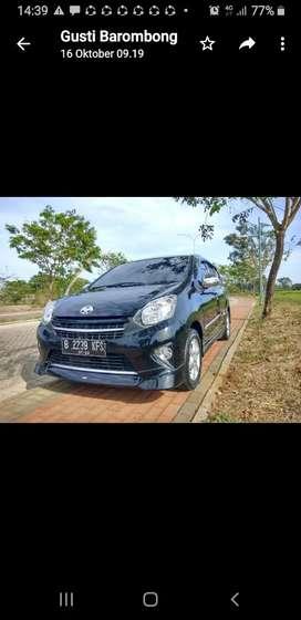 Jual mobil Agya Trd S 1000 cc manual