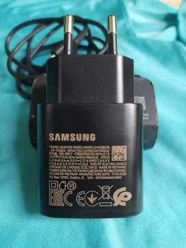 Charger samsung S20 super fast charging original