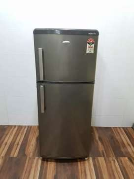 Free home delivery whirlpool double door  fridge