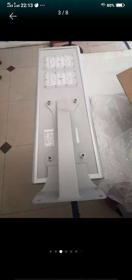 Solar led streetlight all in one 10w to 200w in-stock avble 200pcs