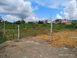 Jual tanah di perumahan Grand Garden City Jalan Jakarta