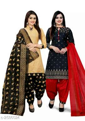 Wow cotton salwar suit