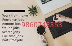 We provide Genuine Home Based Data Entry Work