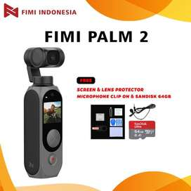 XIAOMI FIMI PALM 2 FPV Gimbal Camera Upgraded 4K 100Mbps WiFi 308min