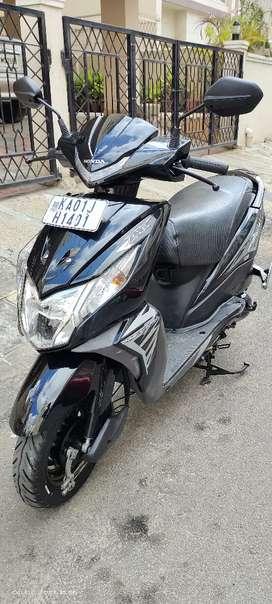 Honda Dio DX BS4