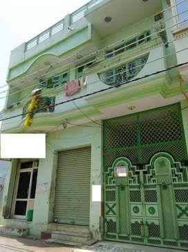 105 YARD DUPLEX HOUSE WITH 2 SHOP 80 LAC (JAGRATI VIHAR SEC -4)