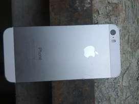 IPhone 5s white 16gb ROM display crack