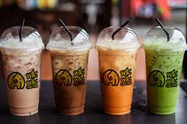 Paket Usaha Franchise Thai Tea