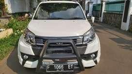 Toyota RUSH TRD SPORTIVO TH 15 /16 ISTIMEWA