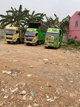 Sewa truk & Jasa pindahan Dalam kota dan keluar kota area Bekasi