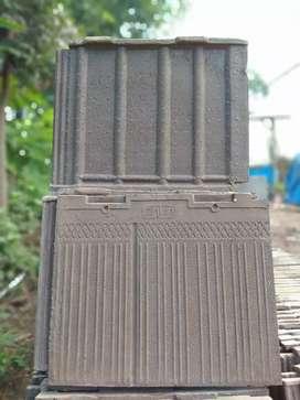 Genteng Beton Flat (gratis ongkir) baru