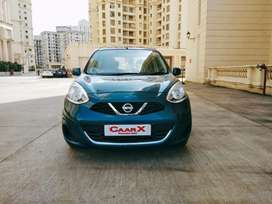 Nissan Micra XV CVT, 2014, Petrol