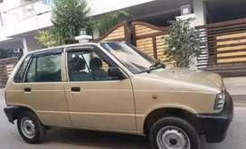 Maruti Suzuki 800 2002