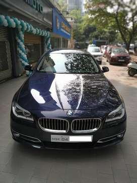 BMW 5 Series 520d Luxury Line, 2016, Diesel