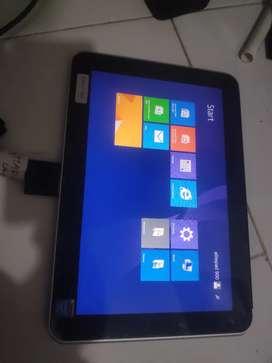 Tablet HP Elitepad 900 Wifi only batangan normal jaya minus batere