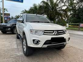 Pajero sport dakar 4x4 VGT 2014 / 2015 AT Sunroof Ex dokter no exceed