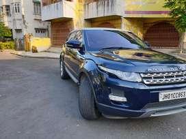 Land Rover Range Evoque Pure SD4 (CBU), 2013, Diesel