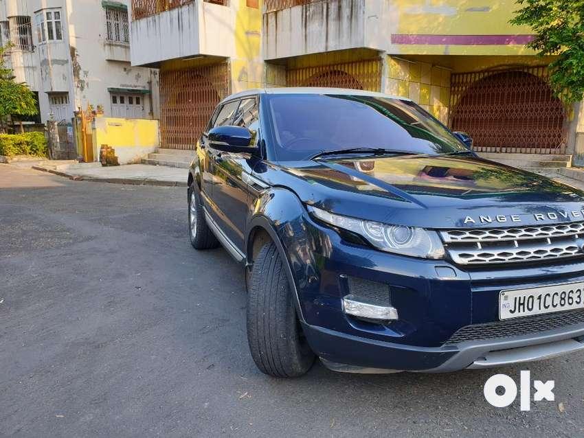 Land Rover Range Evoque Pure SD4 (CBU), 2013, Diesel 0